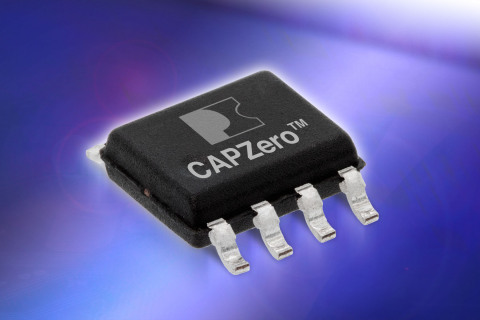 Power Integrations' CAPZero(TM) X-Capacitor Discharge ICs Certified to New IEC 62368 Standard for TVs & IT Equipment (Graphic: Business Wire)
