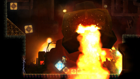 Put your sense of logic to the test and cleverly manipulate the world around you using electricity and magnetism. Teslagrad is a 2D puzzle-platformer with more than 100 beautifully hand-drawn environments to explore as you journey into (and beyond) Tesla Tower. (Photo: Business Wire)