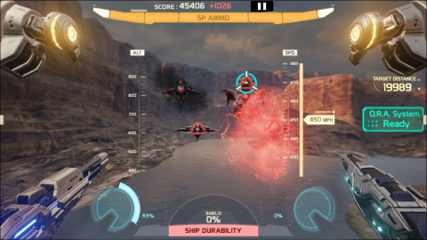 AimToG Released Angels in The Sky 1.1.1 With Upgraded Weapons System (Graphic: Business Wire)