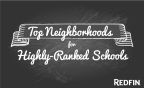 Redfin, a real estate brokerage, released a report naming the top neighborhoods for highly-ranked schools in 22 metros around the U.S. (Graphic: Business Wire)