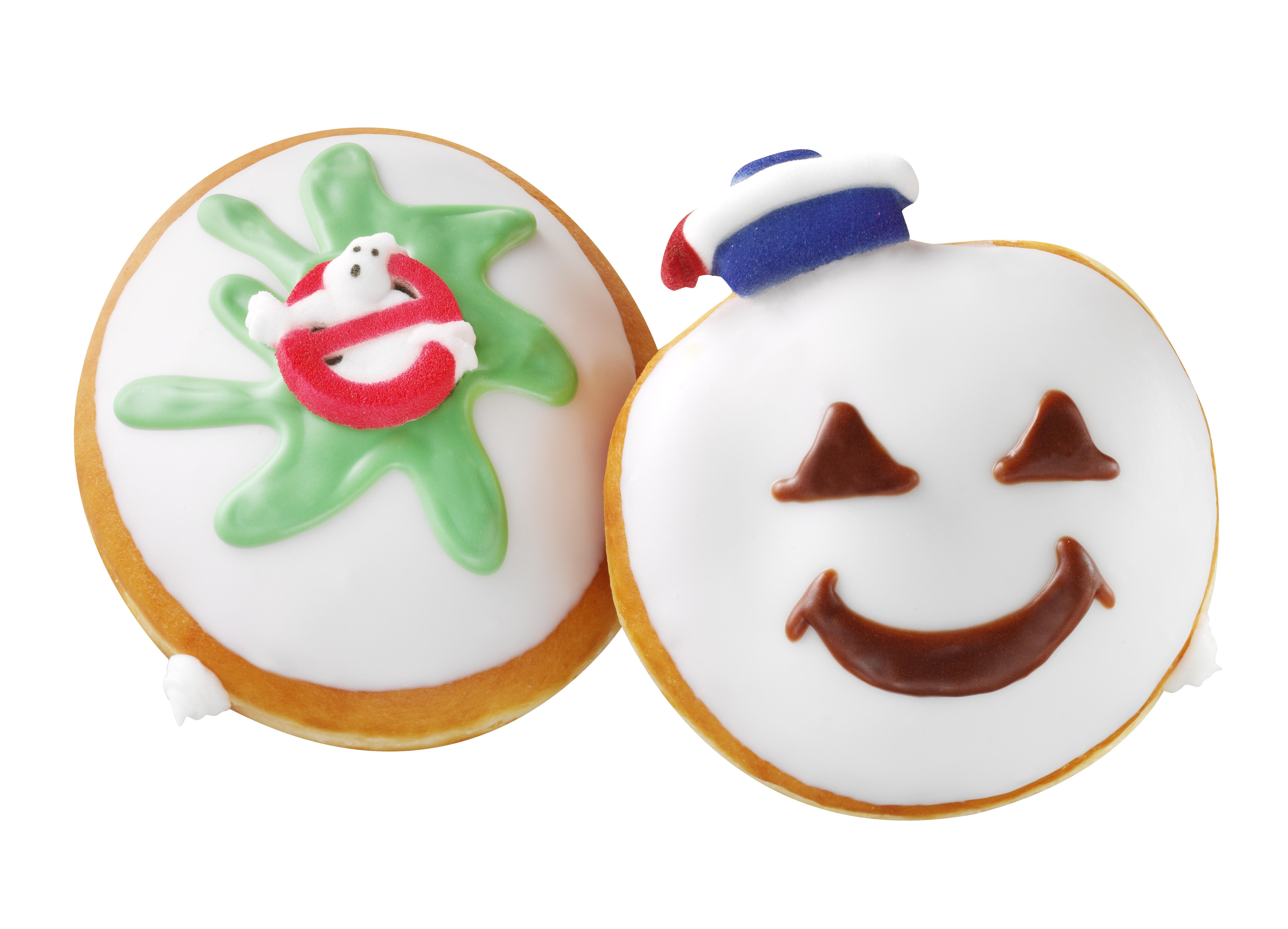 There\'s Something Sweet In the Neighborhood... Krispy Kreme & Sony ...