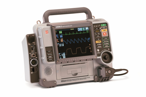 Germany's Rettungsdienst Bayern has announced that it will equip its emergency response fleets with LIFEPAK® 15 monitor/defibrillators. The LIFEPAK 15 offers modern clinical technologies with a wide variety of functions, such as defibrillation energy up to 360 Joules, advanced monitoring parameters, and a flexible platform. (Photo: Business Wire)