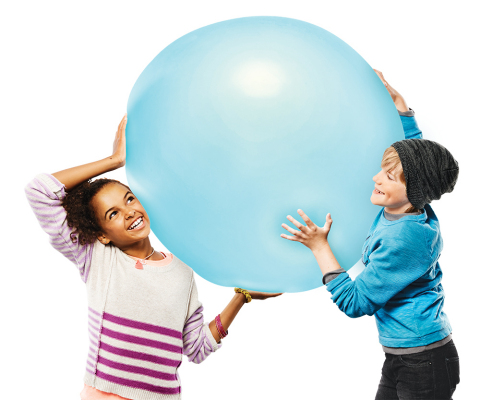 Wubble Bubble Ball in Blue at Target (Photo: Business Wire)
