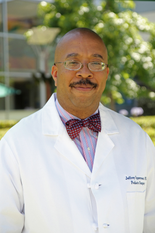 Jeffrey S. Upperman, MD, director of the Trauma Program and Pediatric Disaster Resource and Training Center at Children's Hospital Los Angeles. Upperman will serve on the National Advisory Committee on Children and Disasters. (Photo: Business Wire)