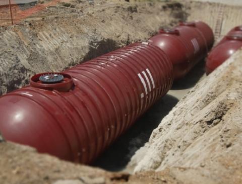Underground Storage Tank (Photo: Business Wire)