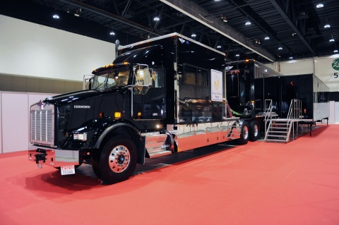 The Mobile Ballistic Lab (Photo: Business Wire)