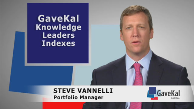 Steve Vannelli discusses the first family of indexes designed to track the world's leading innovators, the GaveKal Knowledge Leaders Indexes from GaveKal Capital. www.gavekalcapital.com