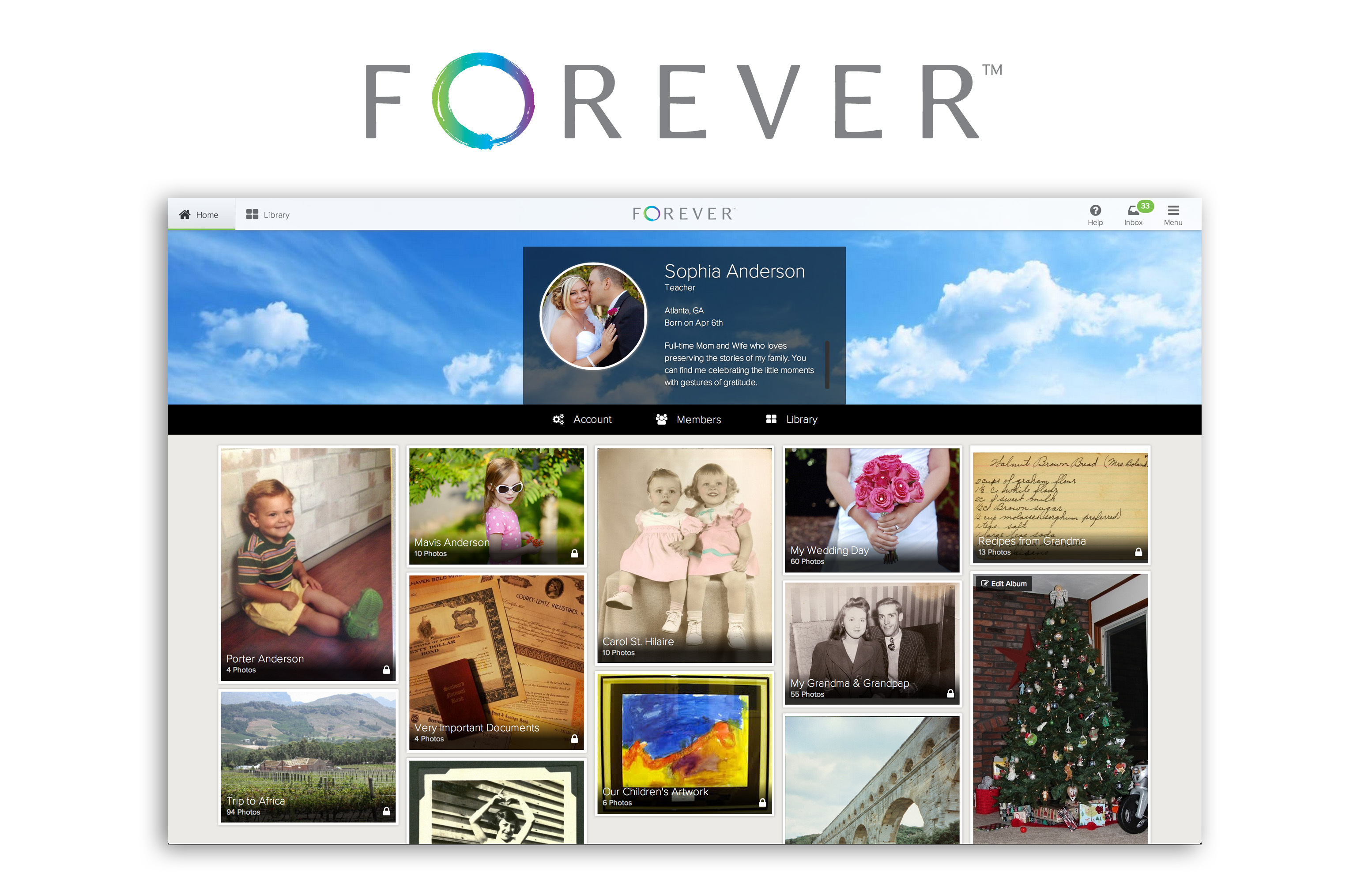 Forever Announces Acquisition Of Digital Scrapbooking Company