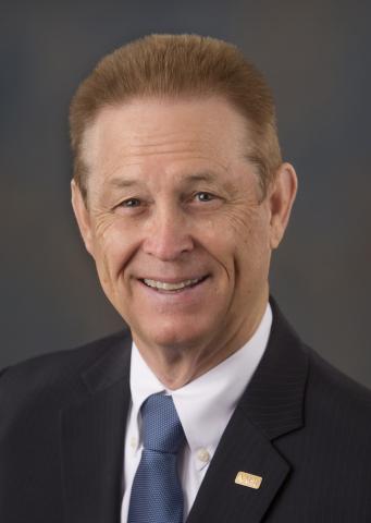 Dr. Robert E. Varner, president, American Association of Orthodontists (Photo: American Association  ...