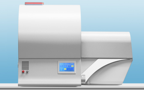 SkyScan™ 1278, the world's fastest, low-dose, high-resolution micro-CT for preclinical imaging. (Pho ...