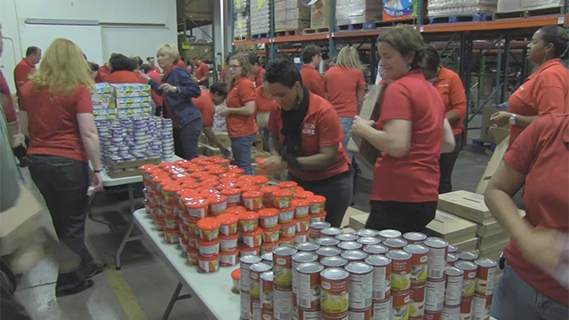 Family Dollar donates 4.5 million meals to Feeding America and local food banks