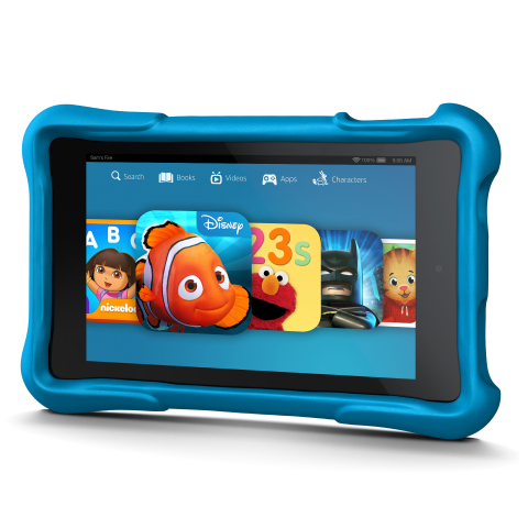 Fire HD Kids Edition (Photo: Business Wire)