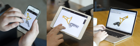 Autodesk Fusion 360, a cloud-based tool that combines 3D industrial and mechanical design, collabora ...