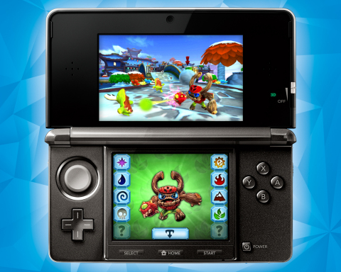 Skylanders Trap Team for Nintendo 3DS features an all-new adventure with its own levels, locations a