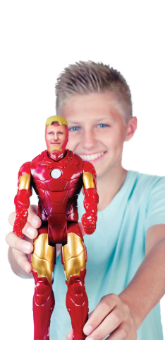 Hasbro, Inc. and 3DPlusMe today announced the introduction of SUPER AWESOME ME, a personalized 3D pr ...