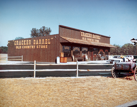 Original Cracker Barrel Store (Photo: Business Wire)
