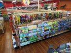 Pet Supermarket stores carry 9,000 pet products (Photo: Business Wire)