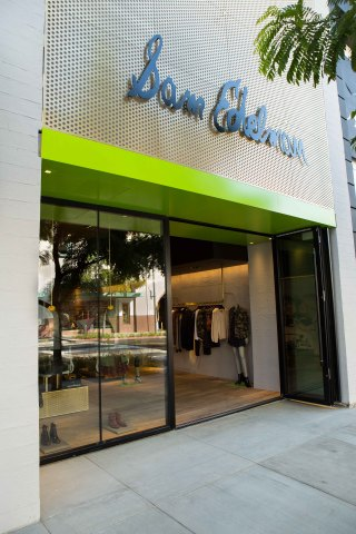 Sam Edelman opens first west coast store in Beverly Hills (Photo: Business Wire)