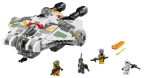 Star Wars Rebels The Ghost by LEGO (Photo: Business Wire)