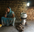 BioLite uses a unique market-based approach to distribute the emission-reducing and electricity-generating HomeStove product (Photo: Business Wire)