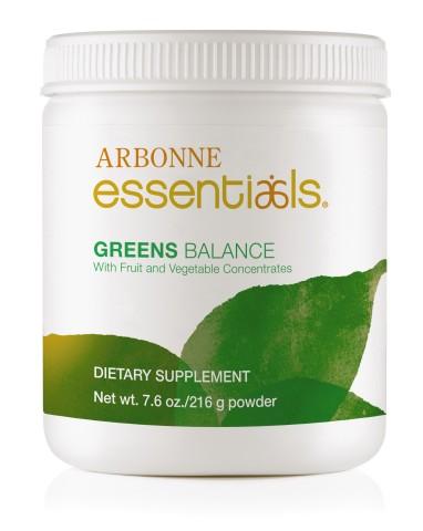 Arbonne Essentials Greens Balance (Photo: Business Wire)