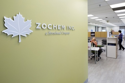 Zochem's offices (Photo: Business Wire)