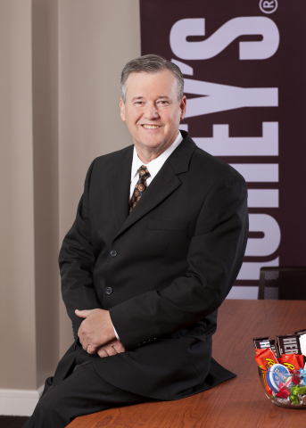 J.P. Bilbrey, president and CEO of The Hershey Company, has been named a 2014 Responsible CEO of the