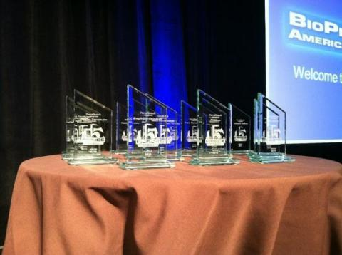 2014 Fierce 15 winners announced at BioPharm America? today in Boston (Photo: Business Wire)