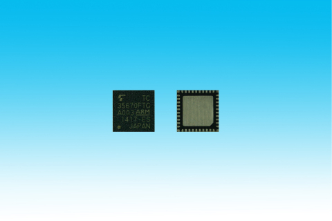 "Toshiba launches low power consumption ICs ""TC35670FTG"" for Bluetooth(R) Smart communication devices ..."