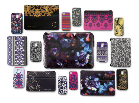 Tech accessories by Nanette Lepore, only at Best Buy. (Photo: Best Buy)