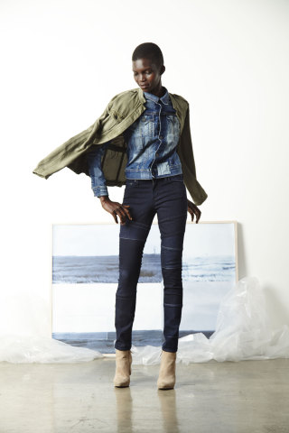 True Religion Holiday Look Book Shot (Photo: Business Wire)