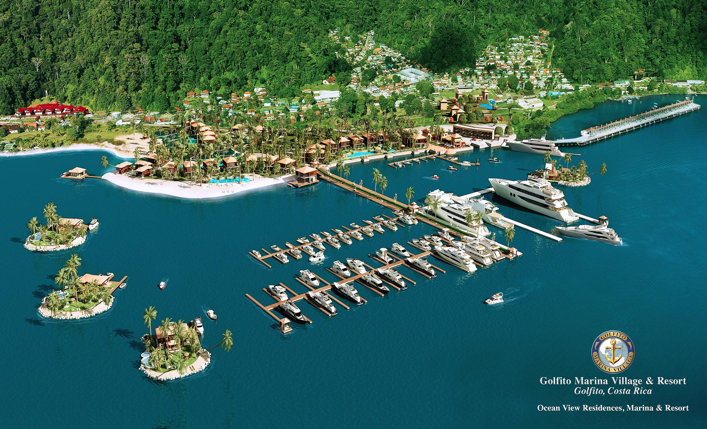 Costa Rica's Newest Luxury Superyacht Destination Now ...