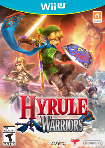On Sept. 26, it's time for Hyrule Warriors. The game combines the vast universe of The Legend of Zel ...