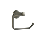 Pfister is expanding its Slate finish to include Pasadena bathroom accessories such as this single post toilet paper holder (BPH-P1SL). (Photo: Business Wire)
