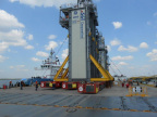 AG&P ALE Hydro Deck commences module offloading for Ichthys LNG Project (Photo: Business Wire)
