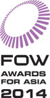 FOW Awards for Asia 2014 (Graphic: Business Wire)