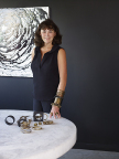 Known for Her Resin and Steel Furniture and Fine Art, Canadian Artist Martha Sturdy Returns to Wearable Sculpture after 20-Year Hiatus.(Photo: Business Wire)