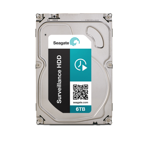Seagate Surveillance HDD featuring Seagate Rescue services (Photo: Business Wire)