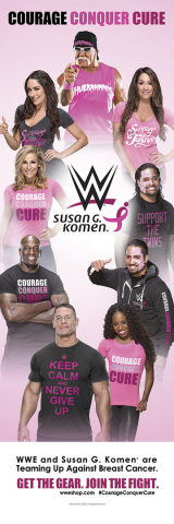 Courage Conquer Cure (Photo: Business Wire)
