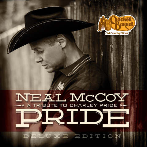 Neal McCoy - Pride: A Tribute to Charley Pride - Deluxe Edition (Photo: Business Wire)