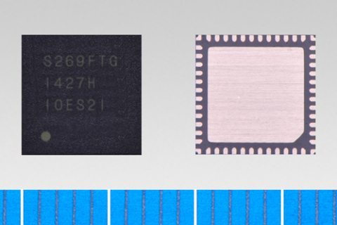 "Toshiba launches bipolar stepping motor driver ""TB67S269FTG"" with maximum rating of 50V and 2A (Photo: Business Wire)"
