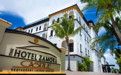 The Hotel Zamora, St. Pete Beach, Florida (Photo: Business Wire)