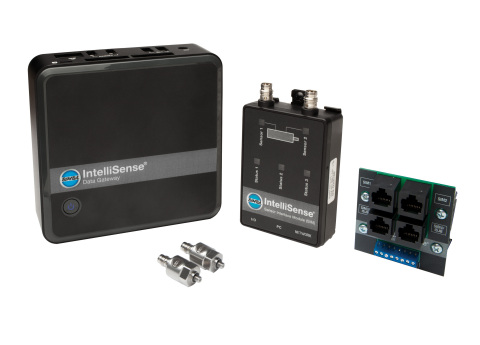 Bimba's IntelliSense(R) for condition-based monitoring (Photo: Business Wire)