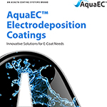 AquaEC Electrodeposition Coatings from Axalta