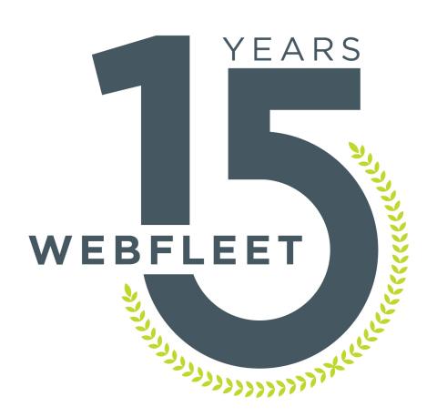 TomTom Telematics Celebrates 15 Years Of WEBFLEET (Photo: Business Wire)