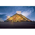 Rock and Roll Hall of Fame and Museum with 3M(TM) Sun Control Window Film Prestige Exterior 40 (Photo: Business Wire)