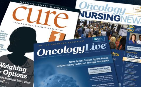 CURE Media Group joins OncLive® and the family of Michael J. Hennessy Associates healthcare publications. (Photo: Business Wire)