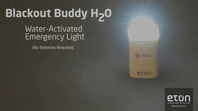 Blackout Buddy H2O - How it works!