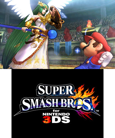 Battle it out as the greatest heroes and villains in video games on the Nintendo 3DS system - at home or anywhere! Super Smash Bros. for Nintendo 3DS will be available on Oct. 3. (Photo: Business Wire)
