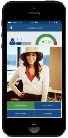 """Do You Know"" mobile game (Photo: Business Wire)"